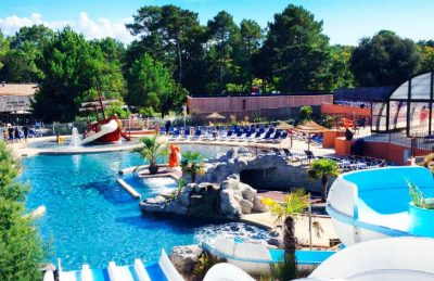 Camping Palace Pool Complex