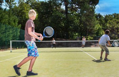 Camping Palace Tennis