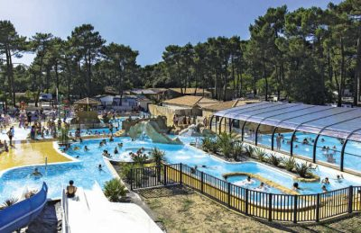 Camping Palmyre Loisirs Campsite