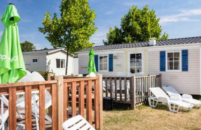 Camping Paris Est Accommodation