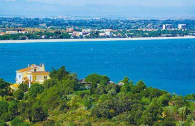 Camping Roussillonnais Views