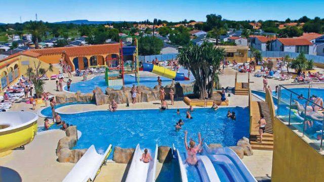 Camping Soleil de la Mediterranee ****