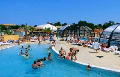 Camping Soleil de la Mediterranee Swimming Pool