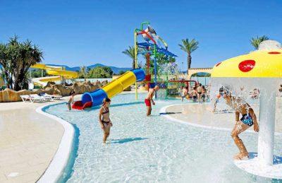 Camping Soleil de la Mediterranee Sprayground