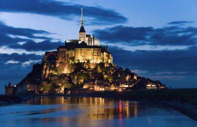 Camping St Michel Mont Saint Michel