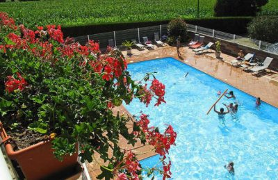 Camping St Michel Pool