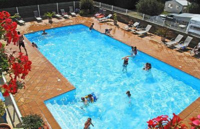 Camping St Michel Swimming Pool