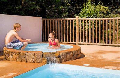 Camping Via Romana Children's Pool Area