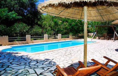 Camping Via Romana Lounger Pool