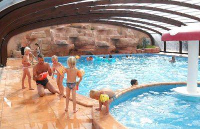 Camping Village de la Guyonniere Family Indoor Pool