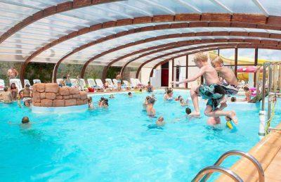 Camping Village de la Guyonniere Indoor Swimming Pool