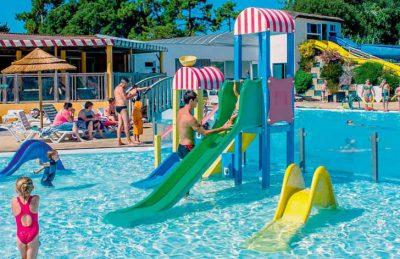 Camping Zagarella Todders Swimming Pool