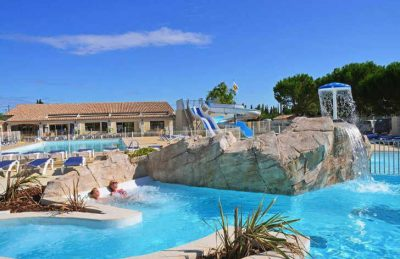 Campsite Bon Port Swimming Pool Complex