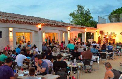Campsite Bon Port Restaurant