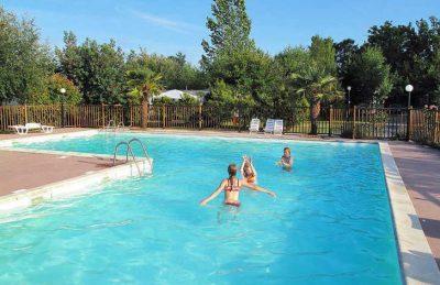 Campsite des Familles Children's Pool