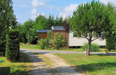 Campsite des Familles Camping Pitch