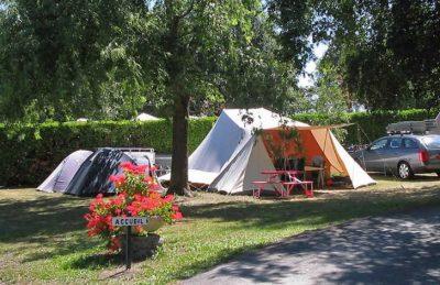 Campsite du Lac Camping Pitch