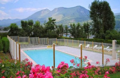 Campsite du Lac Swimming Pool