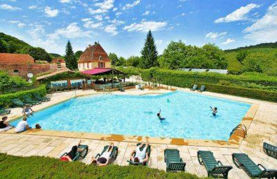 Campsite la Riviere Pool Complex
