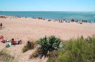 Campsite le Clos Virgile Beach