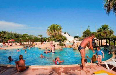 Campsite le Petit Mousse Swimming Pool