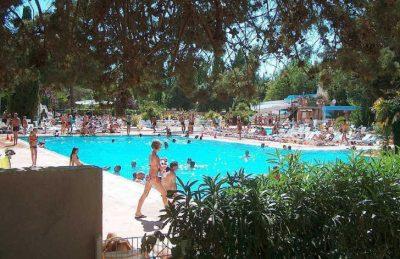Campsite Le Plein Air de Chenes Pool Complex