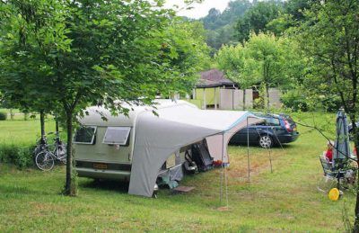 Campsite le Repaire Pitch