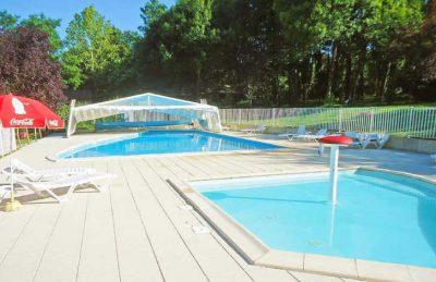 Campsite le Repaire Pool Complex