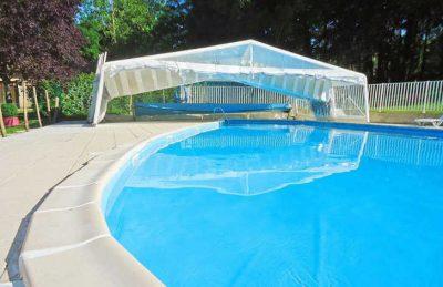 Campsite le Repaire Pool