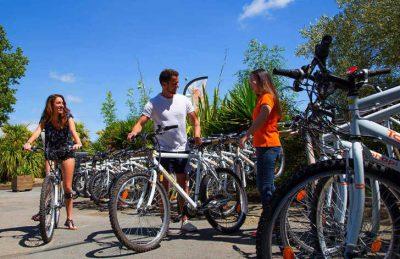Campsite les Almadies Cycle Hire