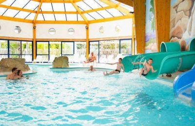 Campsite les Almadies Indoor Pool