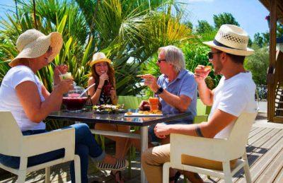 Campsite les Almadies Restaurant