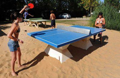 Campsite les Almadies Table Tennis