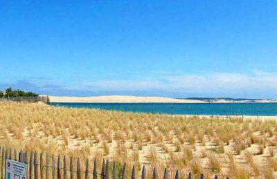 Campsite les Embruns Beach