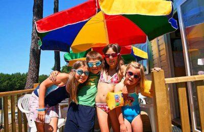 Campsite les Embruns Children's Activities