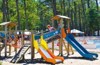 Campsite les Oyats Children's Activities