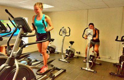 Campsite Lou Pignada Gym and Fitness