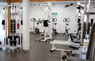Campsite Lou Pignada Gym