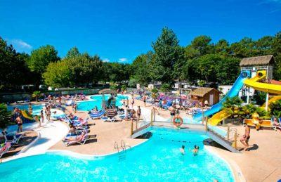 Campsite Lou Pignada Pool Complex