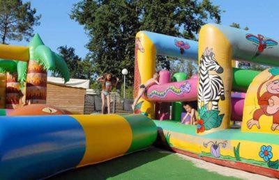 Campsite Mayotte Vacances Children's Inflatable