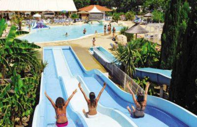 Campsite Mayotte Vacances Parc Slide