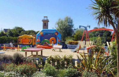 Campsite Port'Land Play Area