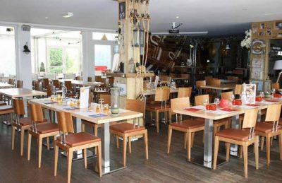 Campsite Port'Land Restaurant