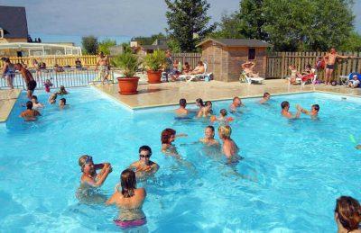 Campsite Port'Land Swimming Pool Fun