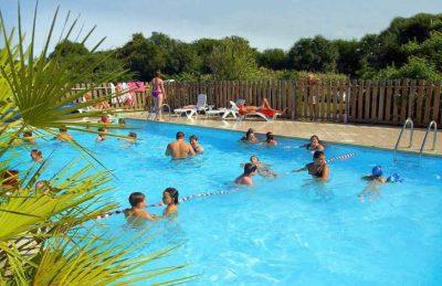 Campsite Port'Land Swimming Pool