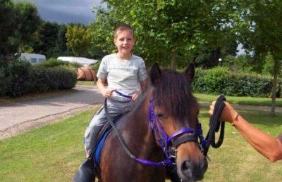 Campsite Seasonova les Mouettes Horse Riding