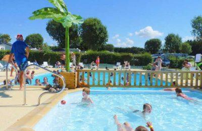 Campsite Seasonova les Mouettes Swimming Pool