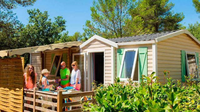 Canvas Holidays Cosy Mobile Home
