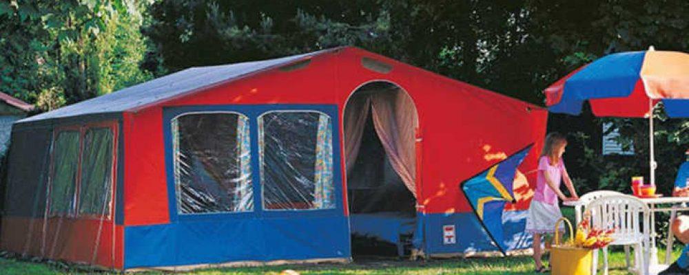 Canvas Holidays Maxi Tent