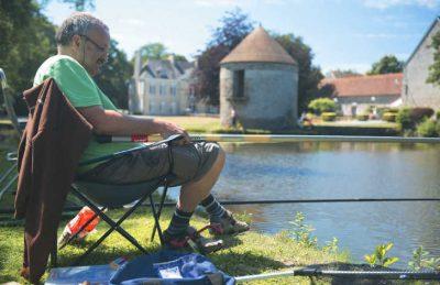 Chateau Lez Eaux Fishing